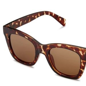 Quay Australia AFTER HOURS Sunglass in Tortoise